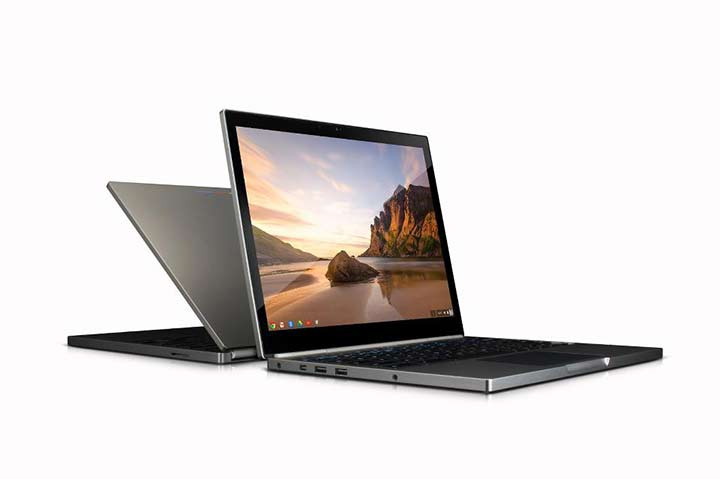 لاپتۆپی گووگڵ کرۆم بوک پیکسێل
